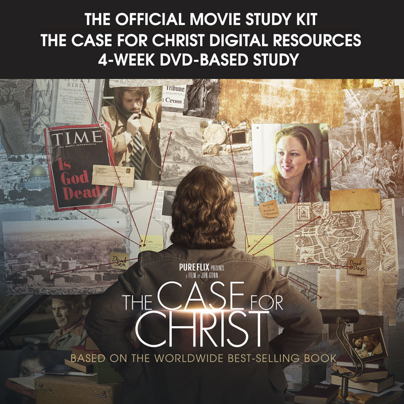 Campaign Kits, Case for Christ, The Case for Christ Official Movie Experience Digital Download
