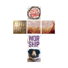Mod Worship Cross Set