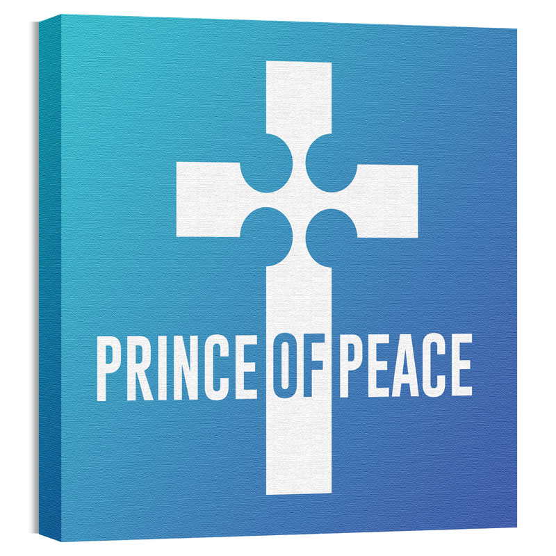 Wall Art, Easter, Mod Prince of Peace, 24 x 24