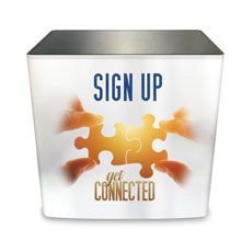 Connected Sign Up