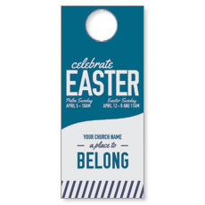 To Belong Easter