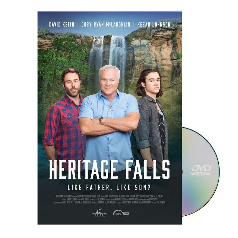 Movie License Packages, Heritage Falls, 100 - 1,000 people  (Standard)