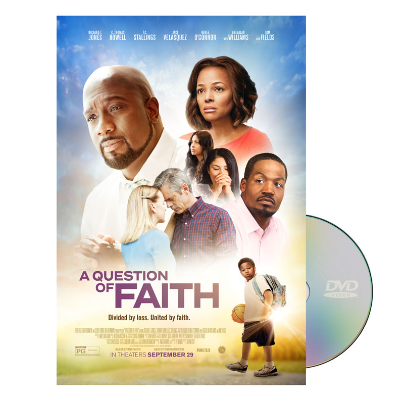 Movie License Packages, Films, A Question of Faith, 100 - 1,000 people  (Standard)