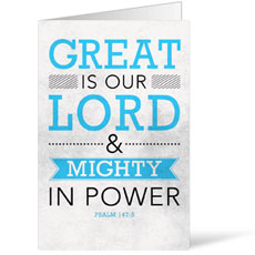 Great is Our Lord