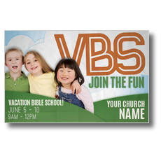 Fun Invitation VBS