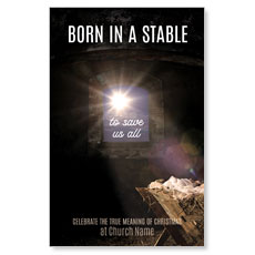 Born In A Stable