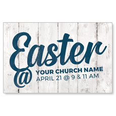 Easter At White Wood