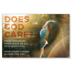 Does God Care Mask