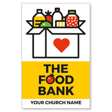 Food Bank Retro