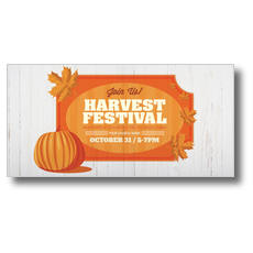Join Us Harvest Festival