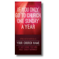 One Sunday a Year