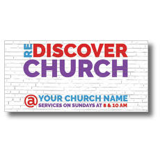 Brick Rediscover Church