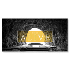 Alive Empty Tomb