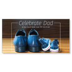 Celebrate Dad Shoes