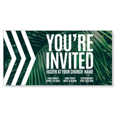 Chevron Palm Invited