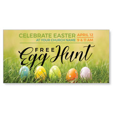 Free Easter Egg Hunt