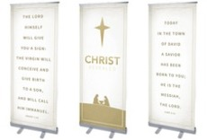 Christ Revealed Triptych