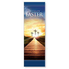 Easter Crosses Path
