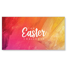 The Easter Challenge Campaign