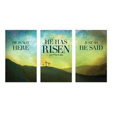 He Has Risen Matt 28:6