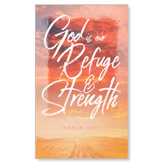 Beautiful Praise Refuge and Strength