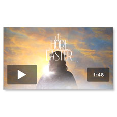 The Hope of Easter Promo