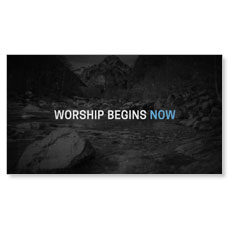 Now's the Time Motion Worship Video